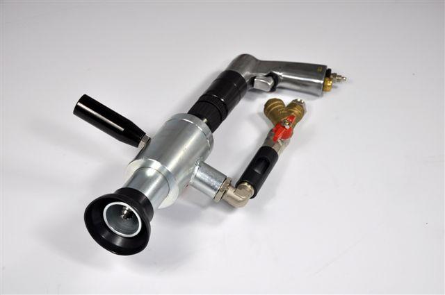 perforatore serbatoi carburante pneumatico portatile